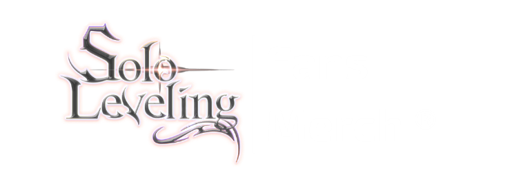 Solo Leveling Merch Store