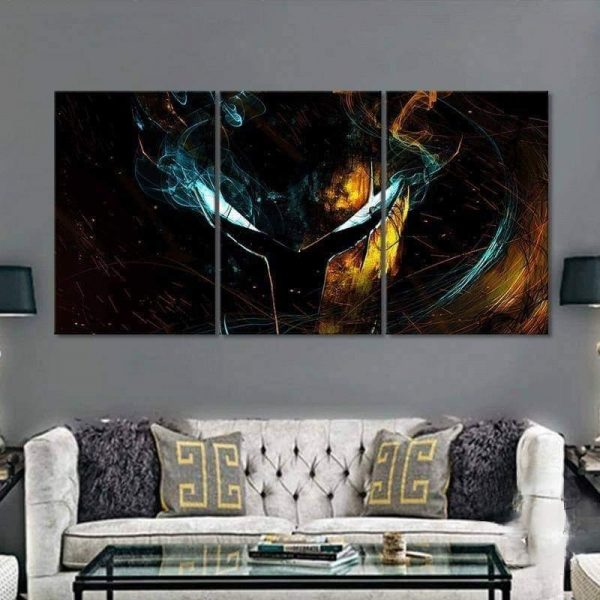 Solo Leveling Shadow Knight Igris Wall Art S Official Solo Leveling Merch