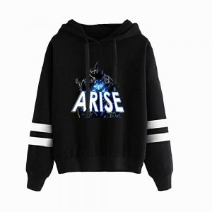 Solo Leveling Arise Shadow Knight Igris Hoodie XS Official Solo Leveling Merch