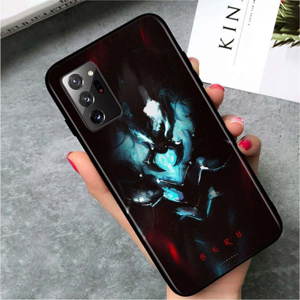 Solo Leveling Samsung Case Commander Beru Samsung S7 Official Solo Leveling Merch