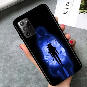 Solo Leveling Samsung Case Jin-woo Killing Intent Samsung S7 Official Solo Leveling Merch