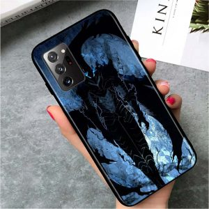 Solo Leveling Samsung Case Igris Samsung S7 Official Solo Leveling Merch