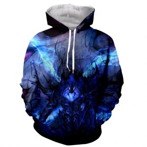 Solo Leveling Beru Hoodie XS Official Solo Leveling Merch