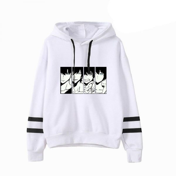 Black / S Official Solo Leveling Merch