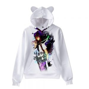 Solo Leveling Player Jin Woo Hoodie XS Official Solo Leveling Merch