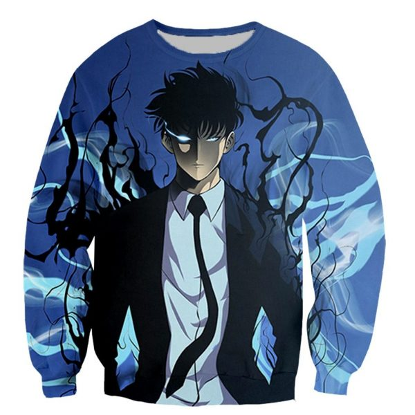 Solo Leveling 3D Sweater XS Official Solo Leveling Merch