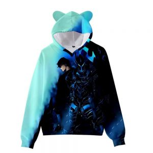 Solo Leveling Jin-Woo x Igris Hoodie XS Official Solo Leveling Merch