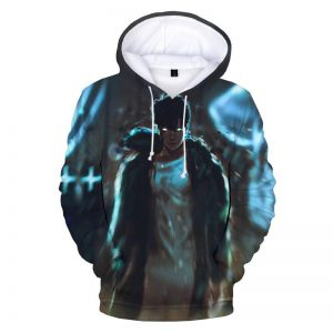 Solo Leveling Hunter Jin Woo Hoodie XS Official Solo Leveling Merch