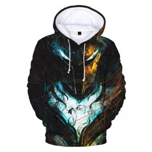 Solo Leveling Red Knight Igris Hoodie XS Official Solo Leveling Merch