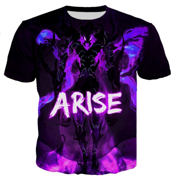 Solo Leveling Ant King Beru T-Shirt XS Official Solo Leveling Merch