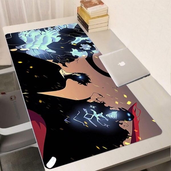 Solo Leveling Mouse Pad Gaming Anime 250 x 290 x 2mm Official Solo Leveling Merch