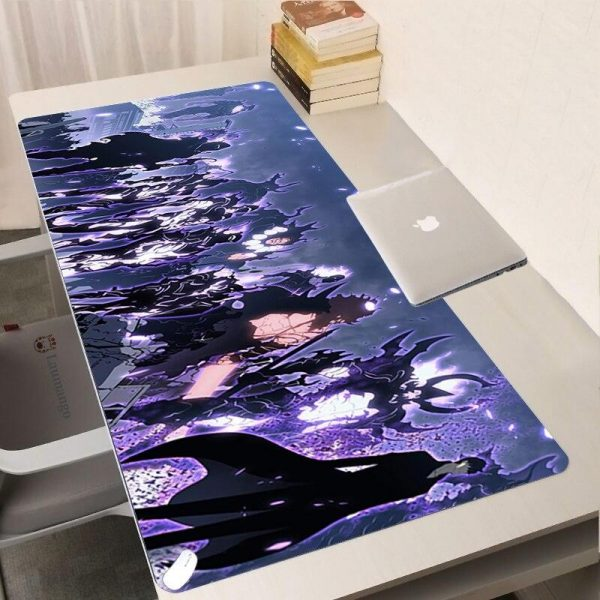 Solo Leveling Anime Extended Mouse Pad 250 x 290 x 2mm Official Solo Leveling Merch