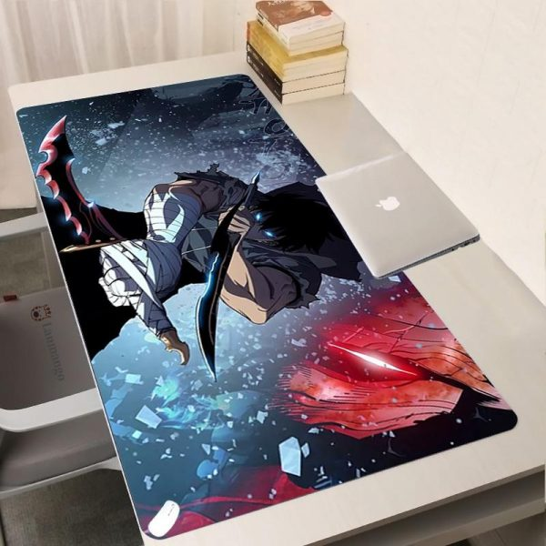 Solo Leveling Custom Anime Mouse Pads 250 x 290 x 2mm Official Solo Leveling Merch