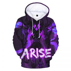 Solo Leveling Arise Ant King Beru Hoodie XS Official Solo Leveling Merch