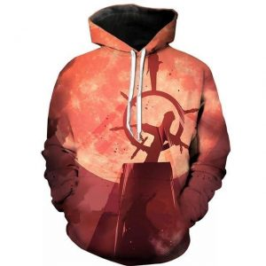 Solo Leveling System Dungeon Hoodie S Official Solo Leveling Merch