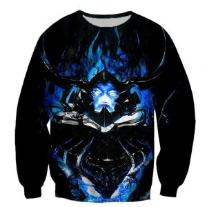 Solo Leveling A-Rank Hunter Iron Sweatshirt XS Official Solo Leveling Merch