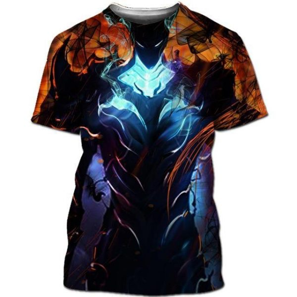 Solo Leveling Igris T Shirt S Official Solo Leveling Merch