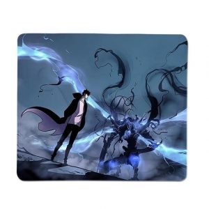 Solo Leveling Jin-woo x Ant King Beru Allegiance Mouse Pad Default Title Official Solo Leveling Merch