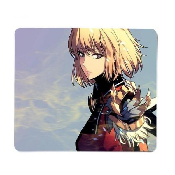 Solo Leveling Hunter Cha Hae-in Mouse Pad Default Title Official Solo Leveling Merch