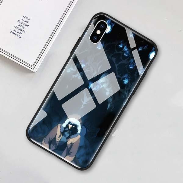 Solo Leveling Jin-woo Shadow Monarch iPhone Case iPhone 6 or 6S Official Solo Leveling Merch