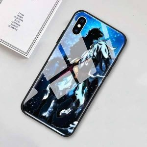 Solo Leveling Ice Elf Baruka iPhone Case iPhone 6 or 6S Official Solo Leveling Merch