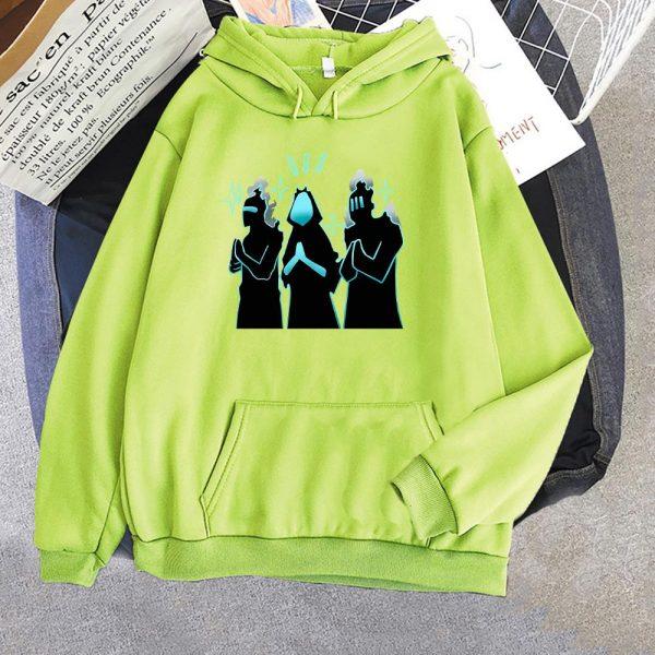 Anime Solo Leveling Hoodie Funny New Fashion Long Sleeves Oversized Crewneck Sweatshirts Streetwear Women Men Couple 3 - Solo Leveling Merch Store