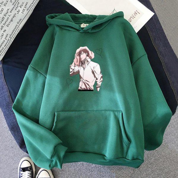 Korean Anime Solo Leveling Manga Hoodie Men Fashion Plus Size Streetwear Long Sleeve Graphic Hoodies Spring 2 - Solo Leveling Merch Store