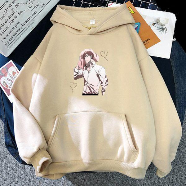 Korean Anime Solo Leveling Manga Hoodie Men Fashion Plus Size Streetwear Long Sleeve Graphic Hoodies Spring 3 - Solo Leveling Merch Store
