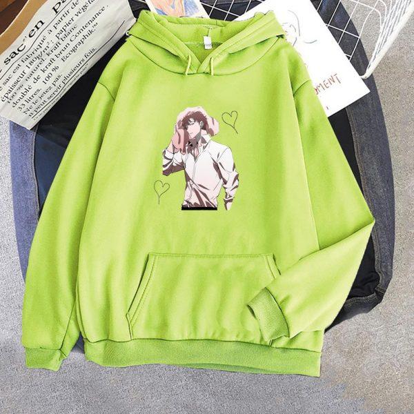 Korean Anime Solo Leveling Manga Hoodie Men Fashion Plus Size Streetwear Long Sleeve Graphic Hoodies Spring 4 - Solo Leveling Merch Store