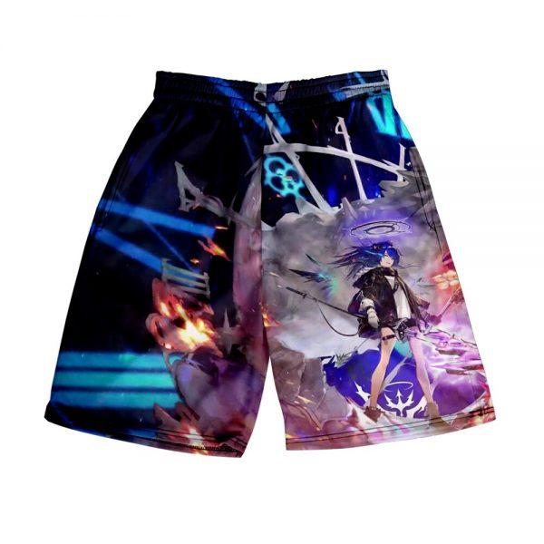 Solo Leveling 3D Print Summer Holiday Women Men Elastic Waist Japan Streetwear Shorts Casual Streetwear Style 5 - Solo Leveling Merch Store