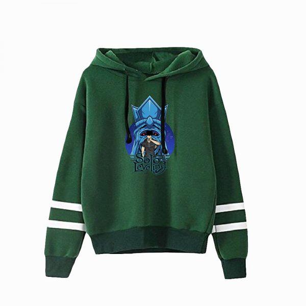 Solo Leveling Hoodie Unisex Long Sleeve Men s Women Sweatshirt High Quality Streetwear Korean Manga Fashion - Solo Leveling Merch Store