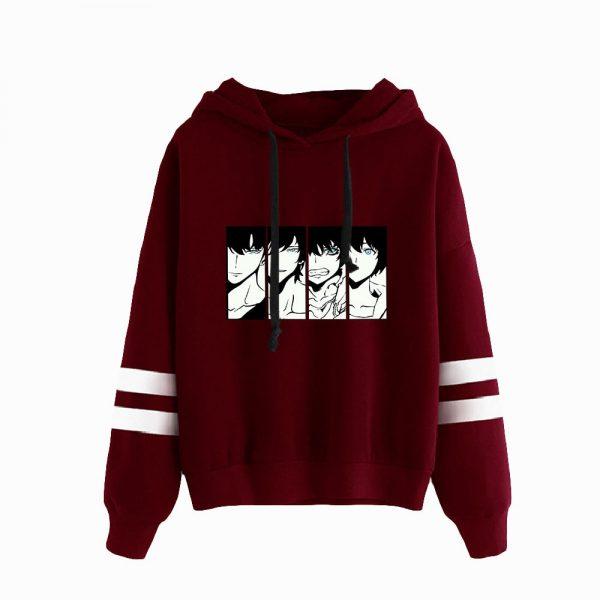 Solo Leveling Hoodie Unisex Long Sleeve Men s Women Sweatshirt Spring Autumn Streetwear Korean Manga Fashion - Solo Leveling Merch Store