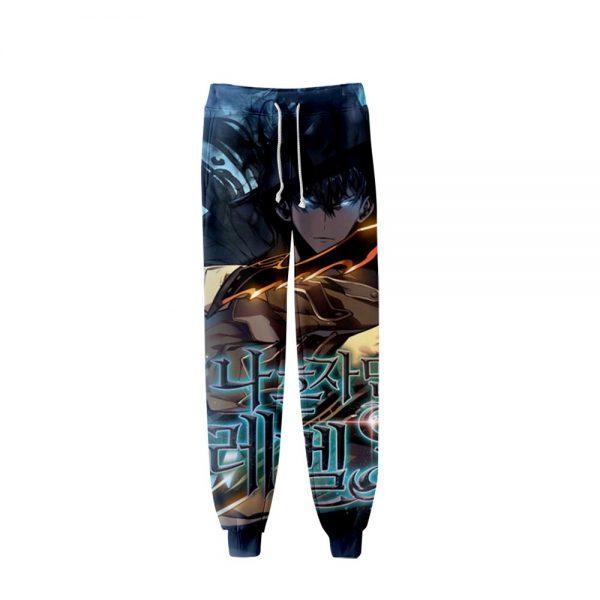 Solo Leveling Trousers Unisex 3D Fashion Jogger Pant Baseball pants Women Men s Pants Game Sweatpants 2 - Solo Leveling Merch Store