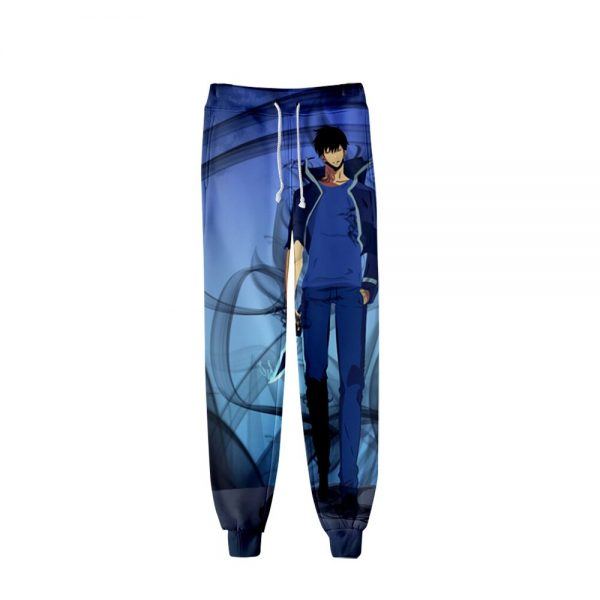 Solo Leveling Trousers Unisex 3D Fashion Jogger Pant Baseball pants Women Men s Pants Game Sweatpants 3 - Solo Leveling Merch Store
