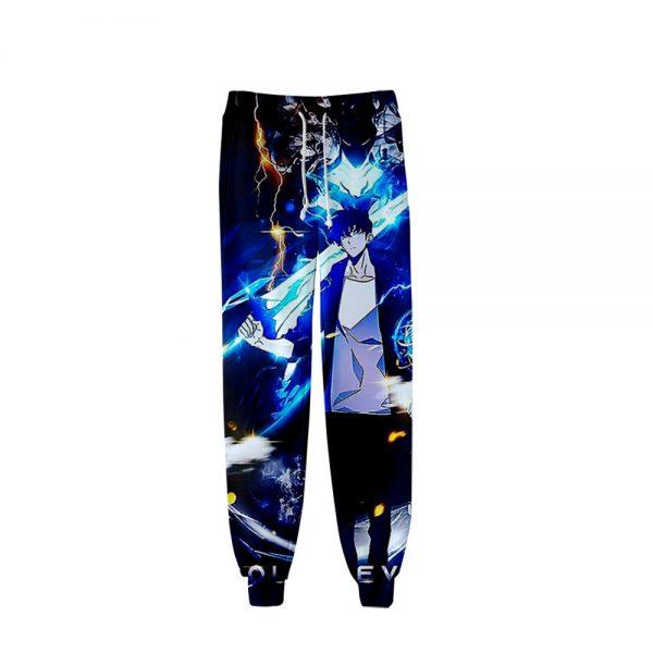 Solo Leveling Trousers Unisex 3D Fashion Jogger Pant Baseball pants Women Men s Pants Game Sweatpants 5 - Solo Leveling Merch Store
