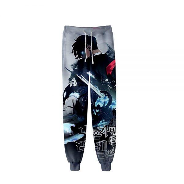Solo Leveling Trousers Unisex 3D Fashion Jogger Pant Baseball pants Women Men s Pants Game Sweatpants - Solo Leveling Merch Store