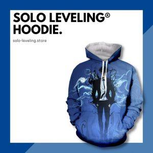 Solo Leveling Hoodies