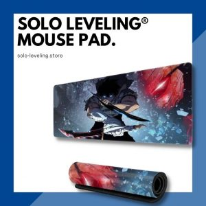 Solo Leveling Mouse Pads